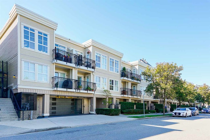 220 678 W 7TH AVENUE - Fairview VW Townhouse for sale, 1 Bedroom (R2496793)