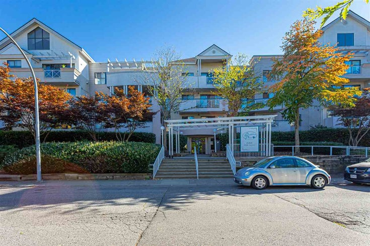 105 20268 54 AVENUE - Langley City Apartment/Condo for sale, 2 Bedrooms (R2496815)