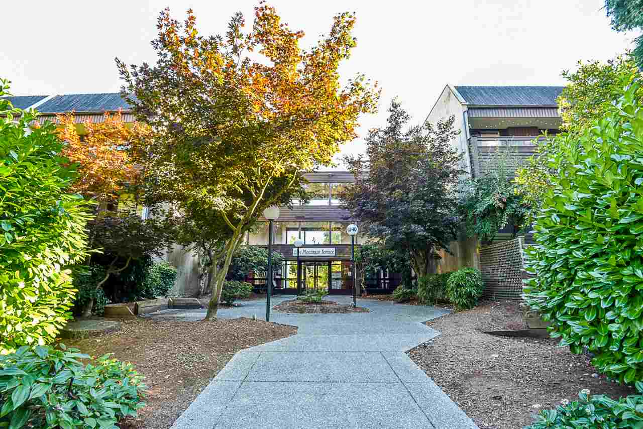 112 1040 KING ALBERT AVENUE - Central Coquitlam Apartment/Condo for sale, 2 Bedrooms (R2496872) - #1