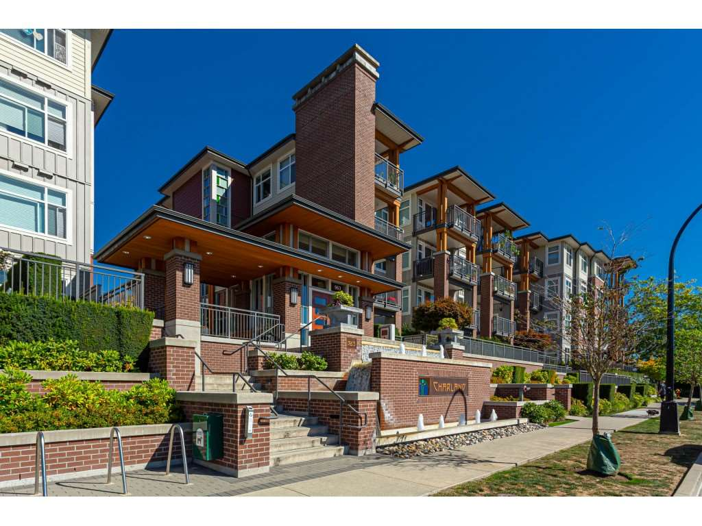 2401 963 CHARLAND AVENUE - Central Coquitlam Apartment/Condo for sale, 1 Bedroom (R2496928) - #1