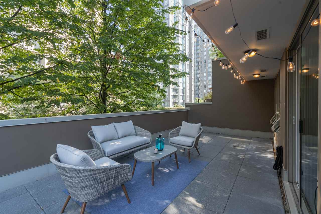 509 1055 RICHARDS STREET - Downtown VW Apartment/Condo for sale, 1 Bedroom (R2496959) - #1
