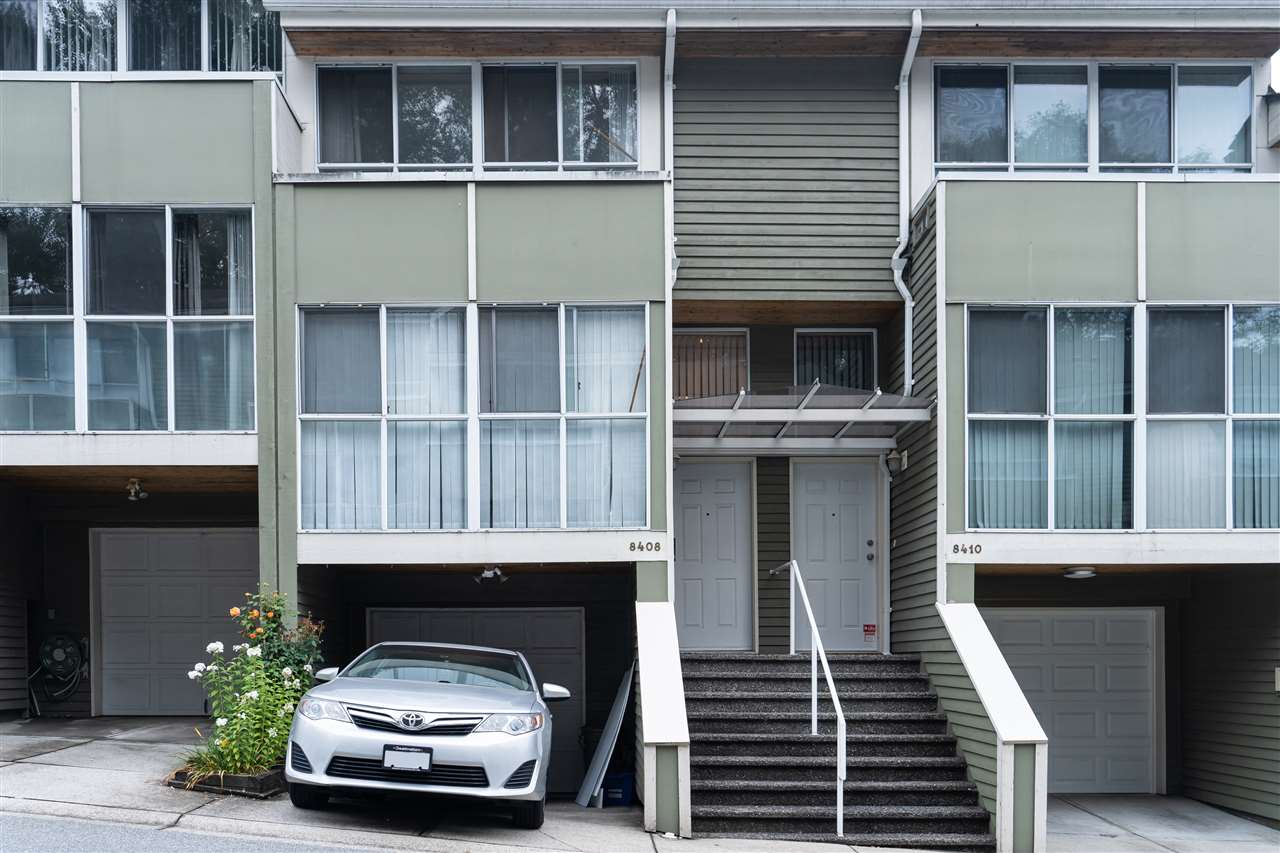 8408 MILLSTONE STREET - Champlain Heights Townhouse for sale, 3 Bedrooms (R2497021)
