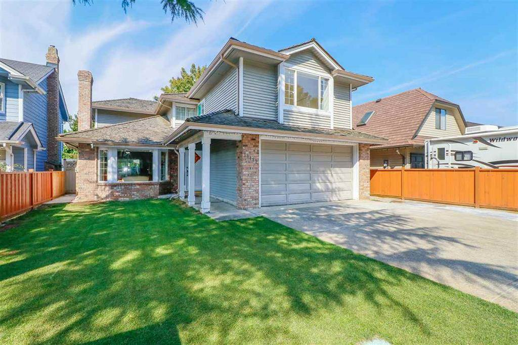 10482 KOZIER DRIVE - Steveston North House/Single Family for sale, 5 Bedrooms (R2497036)