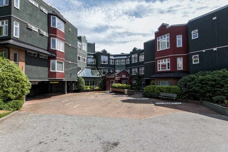208 121 W 29TH STREET - Upper Lonsdale Apartment/Condo for sale, 2 Bedrooms (R2497070)