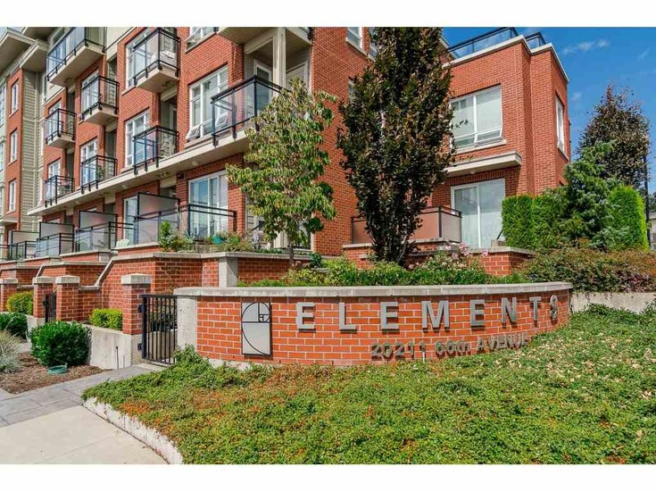 D211 20211 66 AVENUE - Willoughby Heights Apartment/Condo for sale, 2 Bedrooms (R2497090)