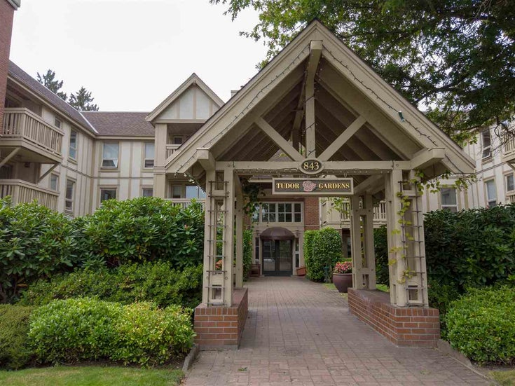 207 843 22ND STREET - Dundarave Apartment/Condo for sale, 1 Bedroom (R2497101)