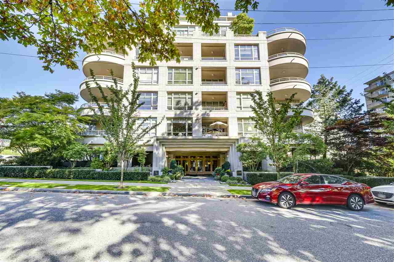 305 5700 LARCH STREET - Kerrisdale Apartment/Condo for sale, 2 Bedrooms (R2497168)