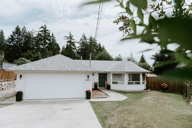 5474 CARNABY PLACE - Sechelt District House/Single Family for sale, 3 Bedrooms (R2497267)