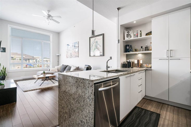 A416 20211 66 AVENUE - Willoughby Heights Apartment/Condo for sale, 1 Bedroom (R2497299)