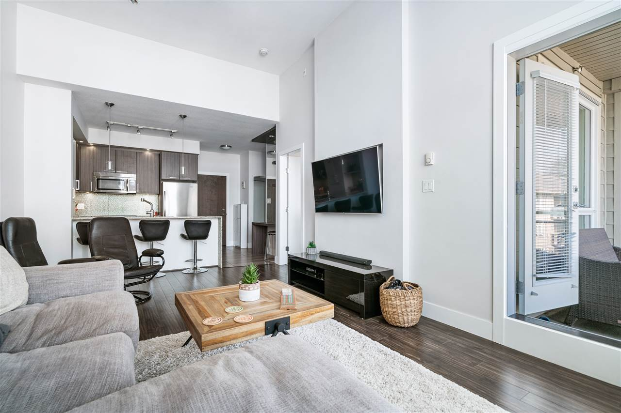 A416 20211 66 AVENUE - Willoughby Heights Apartment/Condo for sale, 1 Bedroom (R2497299) - #11