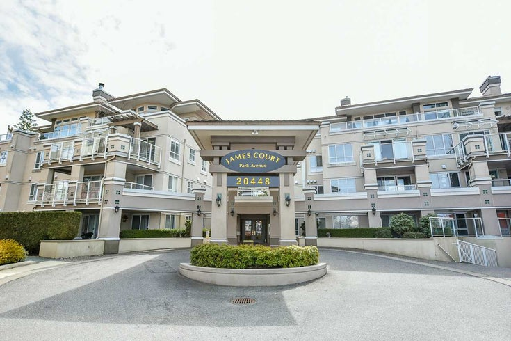 104 20448 PARK AVENUE - Langley City Apartment/Condo for sale, 2 Bedrooms (R2497317)