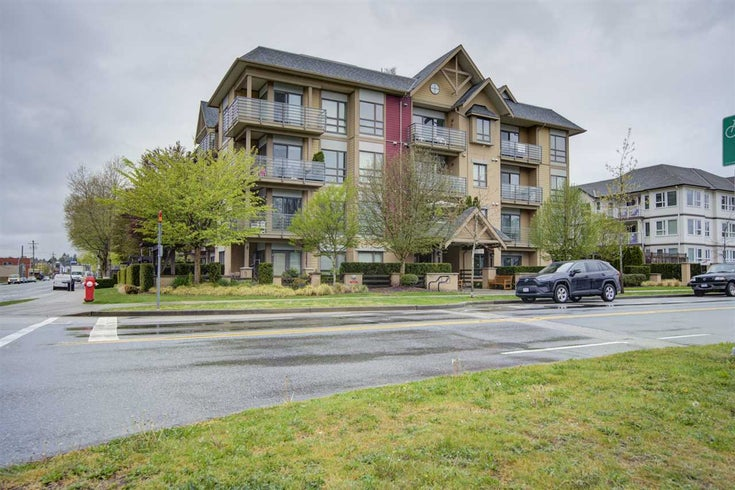 206 5811 177B STREET - Cloverdale BC Apartment/Condo for sale, 2 Bedrooms (R2497334)