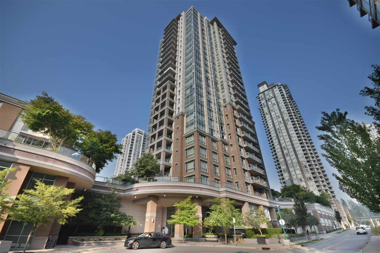 1001 1155 THE HIGH STREET - North Coquitlam Apartment/Condo for sale, 2 Bedrooms (R2497341) - #1