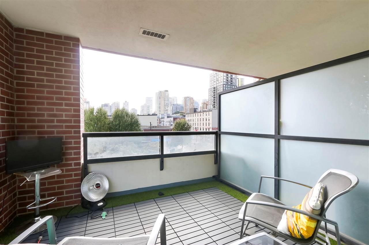 407 977 MAINLAND STREET - Yaletown Apartment/Condo for sale, 1 Bedroom (R2497357) - #2