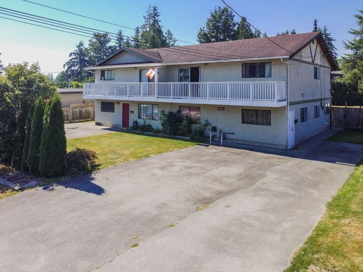 5875 172A STREET - Cloverdale BC 1/2 Duplex for sale, 5 Bedrooms (R2497389)