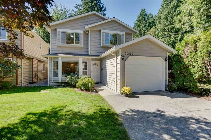 3265 CHAUCER AVENUE - Lynn Valley House/Single Family for sale, 3 Bedrooms (R2497393)