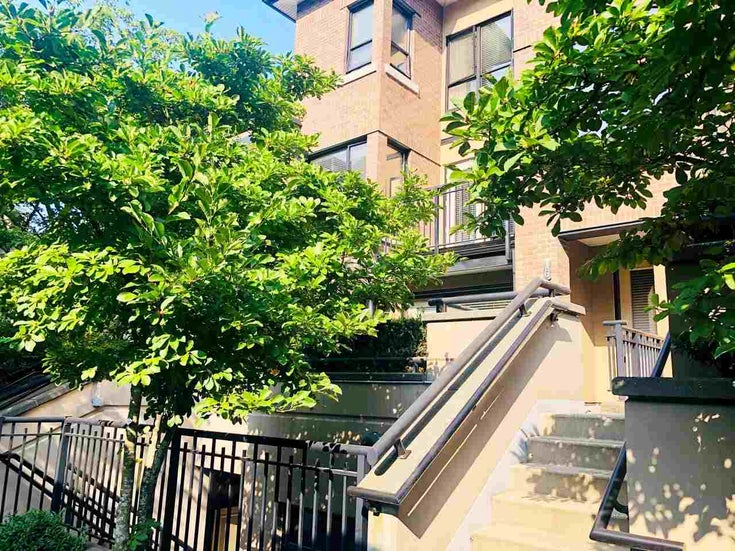 16 1863 WESBROOK MALL - University VW Townhouse for sale, 2 Bedrooms (R2497405)