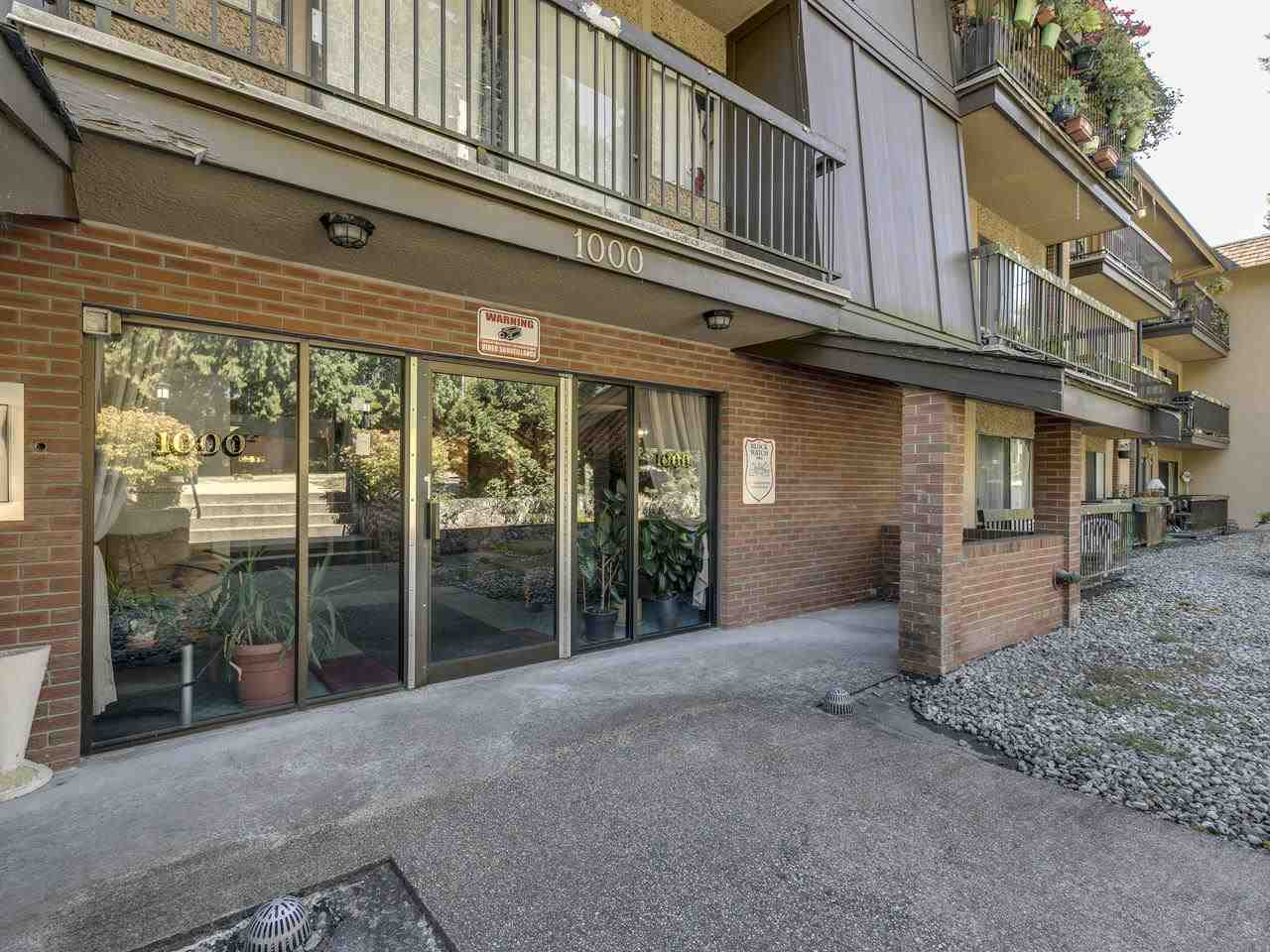 212 1000 KING ALBERT AVENUE - Central Coquitlam Apartment/Condo for sale, 1 Bedroom (R2497421) - #1