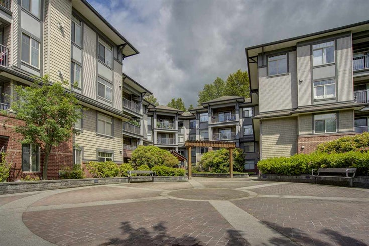 309 12020 207A STREET - Northwest Maple Ridge Apartment/Condo for sale, 2 Bedrooms (R2497429)