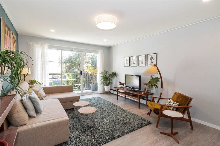 205 428 AGNES STREET - Downtown NW Apartment/Condo for sale, 1 Bedroom (R2497431)