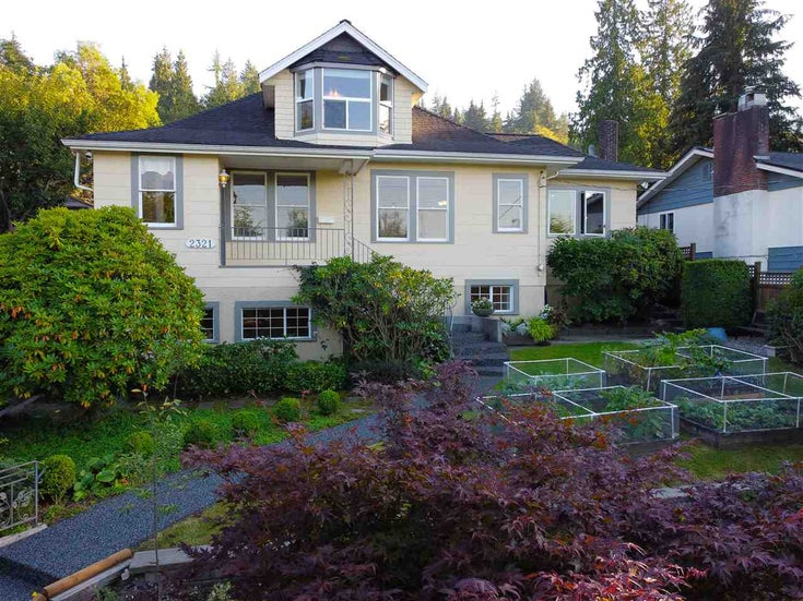 2321 ST GEORGE STREET - Port Moody Centre House/Single Family for sale, 4 Bedrooms (R2497458)