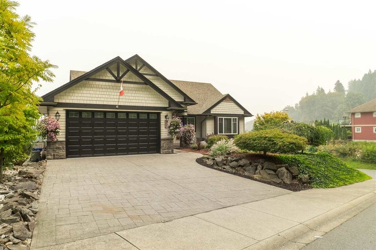 43797 CHILLIWACK MOUNTAIN ROAD - Chilliwack Mountain House/Single Family for sale, 4 Bedrooms (R2497576)