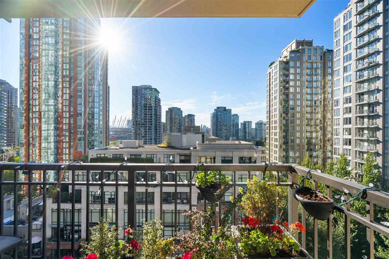1007 989 RICHARDS STREET - Downtown VW Apartment/Condo for sale, 1 Bedroom (R2497605) - #1
