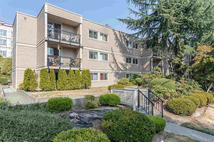 206 1121 HOWIE AVENUE - Central Coquitlam Apartment/Condo for sale, 1 Bedroom (R2497609)