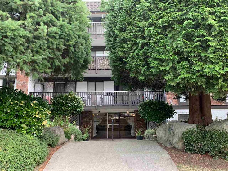 205 1610 CHESTERFIELD AVENUE - Central Lonsdale Apartment/Condo for sale, 2 Bedrooms (R2497686)