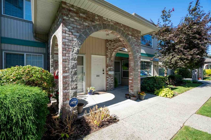 202 9855 QUARRY ROAD - Chilliwack N Yale-Well Townhouse for sale, 2 Bedrooms (R2497750)