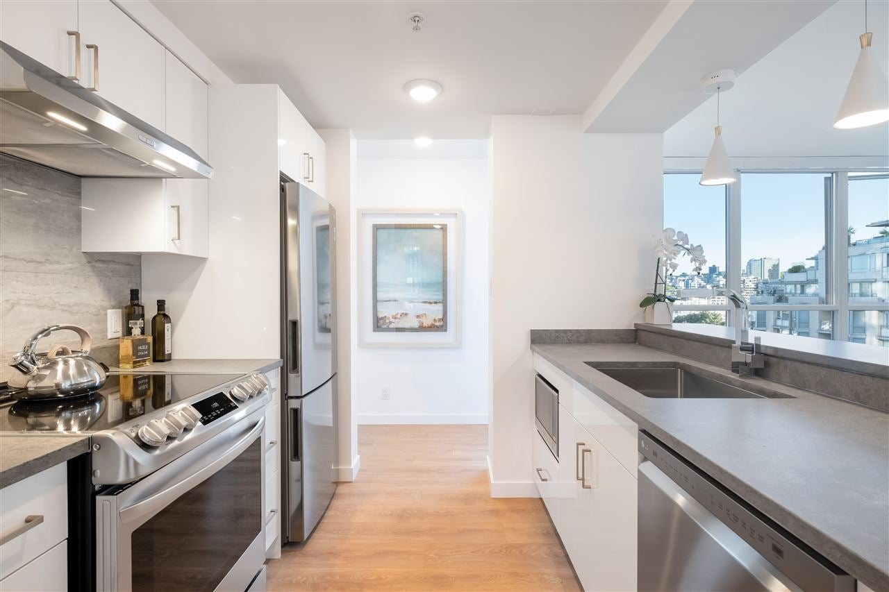 605 1228 MARINASIDE CRESCENT - Yaletown Apartment/Condo for sale, 2 Bedrooms (R2497776) - #20