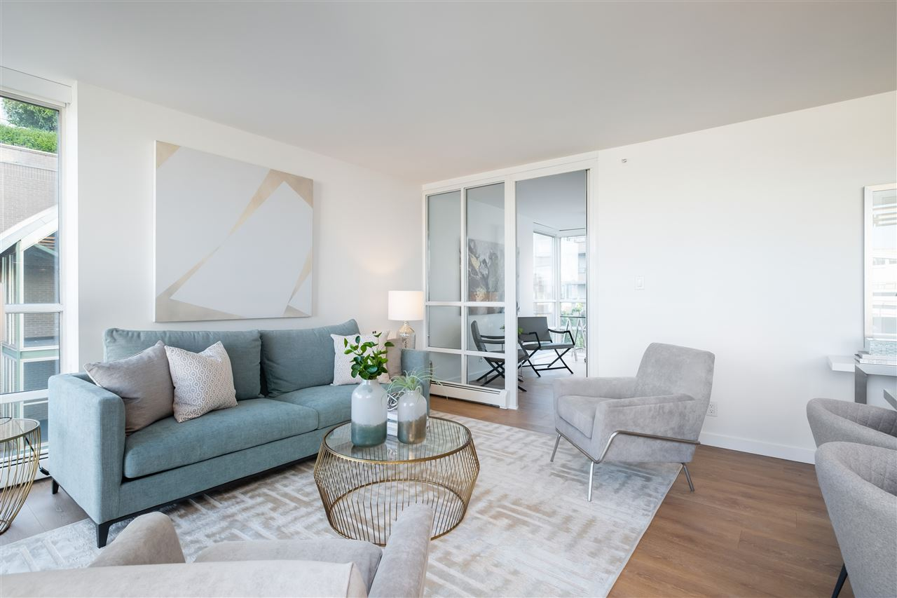 605 1228 MARINASIDE CRESCENT - Yaletown Apartment/Condo for sale, 2 Bedrooms (R2497776) - #3