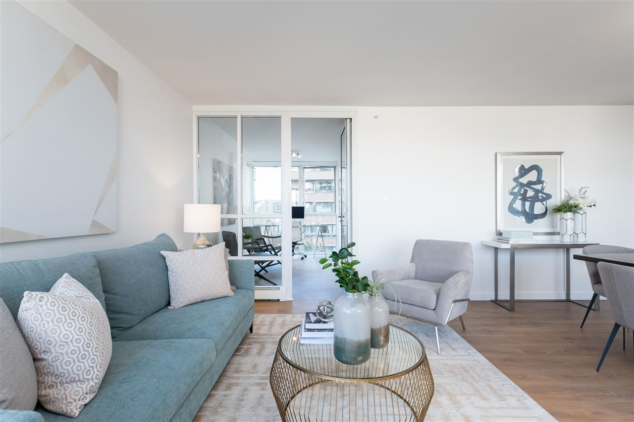 605 1228 MARINASIDE CRESCENT - Yaletown Apartment/Condo for sale, 2 Bedrooms (R2497776) - #4