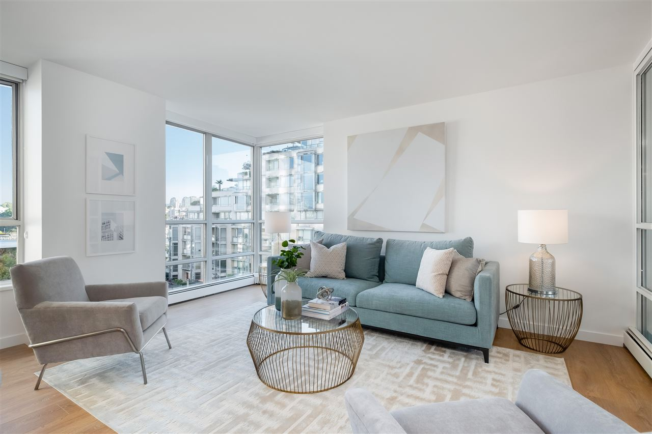 605 1228 MARINASIDE CRESCENT - Yaletown Apartment/Condo for sale, 2 Bedrooms (R2497776) - #5