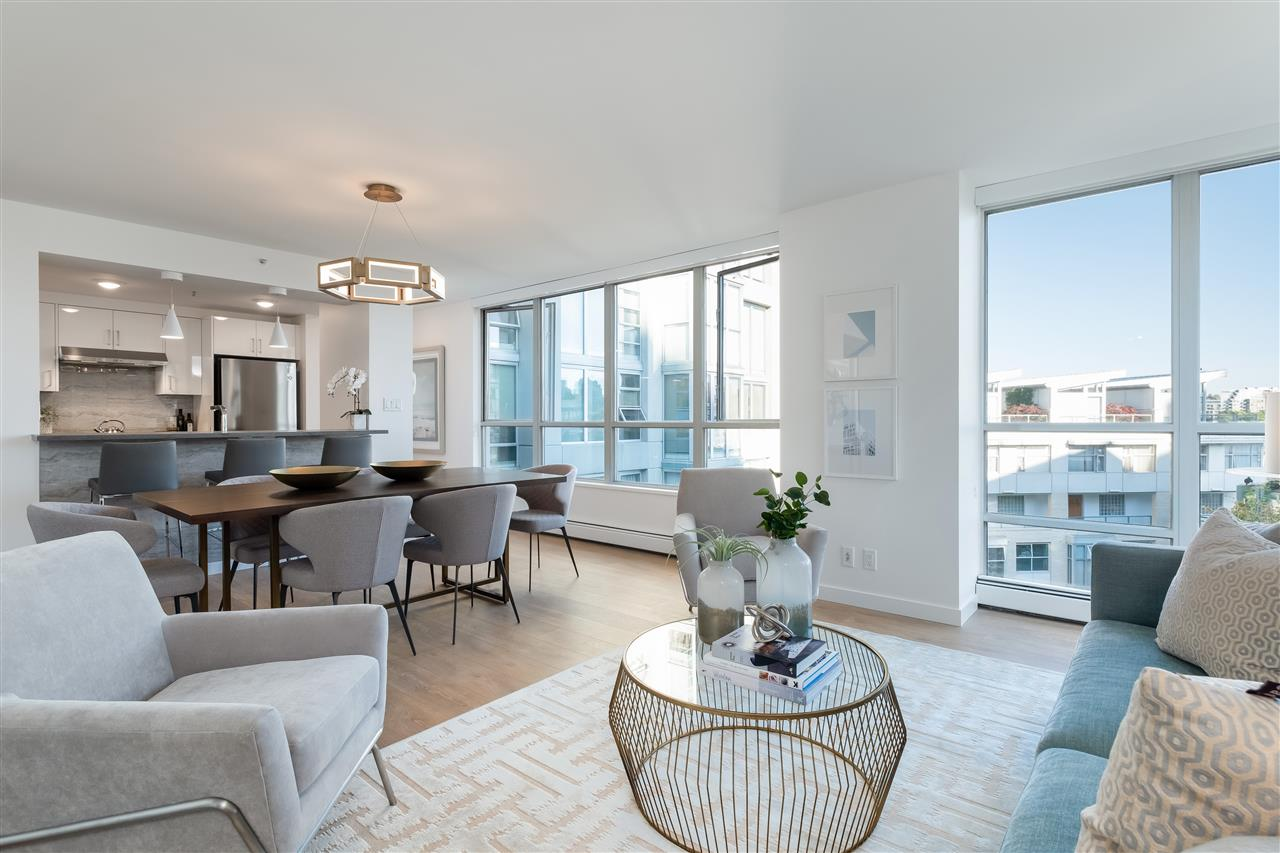 605 1228 MARINASIDE CRESCENT - Yaletown Apartment/Condo for sale, 2 Bedrooms (R2497776) - #7