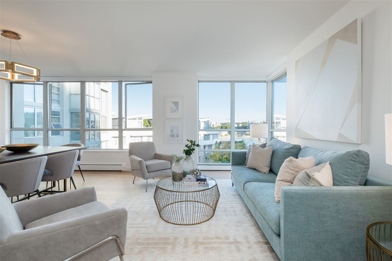 605 1228 MARINASIDE CRESCENT - Yaletown Apartment/Condo for sale, 2 Bedrooms (R2497776) - #8
