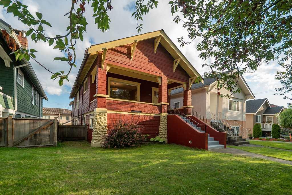 2684 TURNER STREET - Hastings Sunrise House/Single Family for sale, 5 Bedrooms (R2497817) - #2