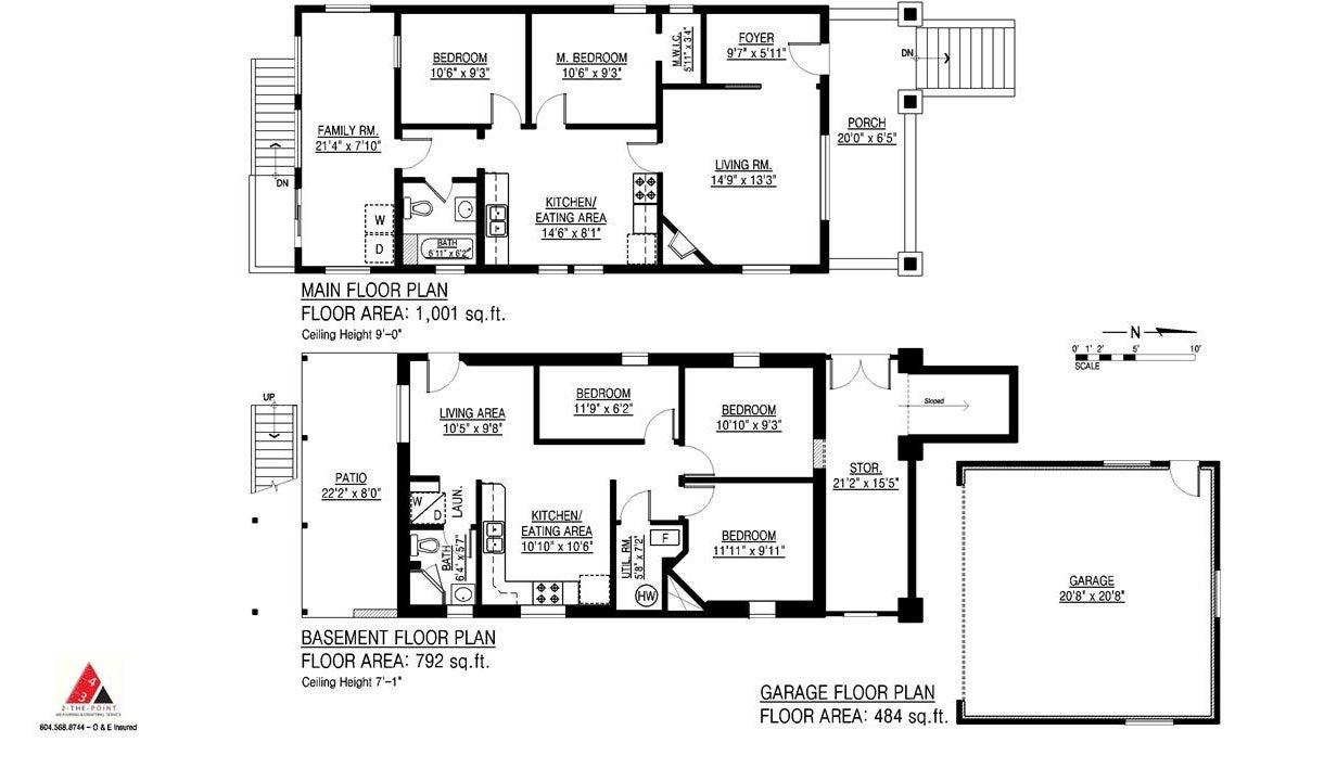 2684 TURNER STREET - Hastings Sunrise House/Single Family for sale, 5 Bedrooms (R2497817) - #34