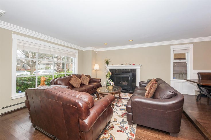 1536 W 63RD AVENUE - South Granville House/Single Family for sale, 5 Bedrooms (R2497847)