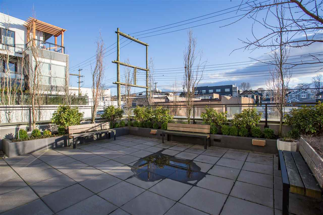 420 1588 E HASTINGS STREET - Hastings Apartment/Condo for sale, 1 Bedroom (R2497851) - #27