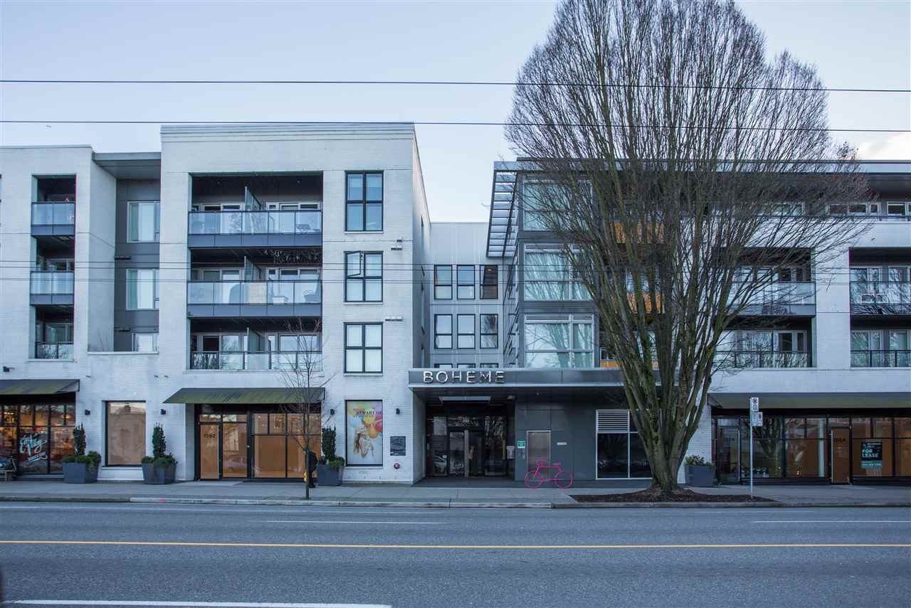 420 1588 E HASTINGS STREET - Hastings Apartment/Condo for sale, 1 Bedroom (R2497851) - #3