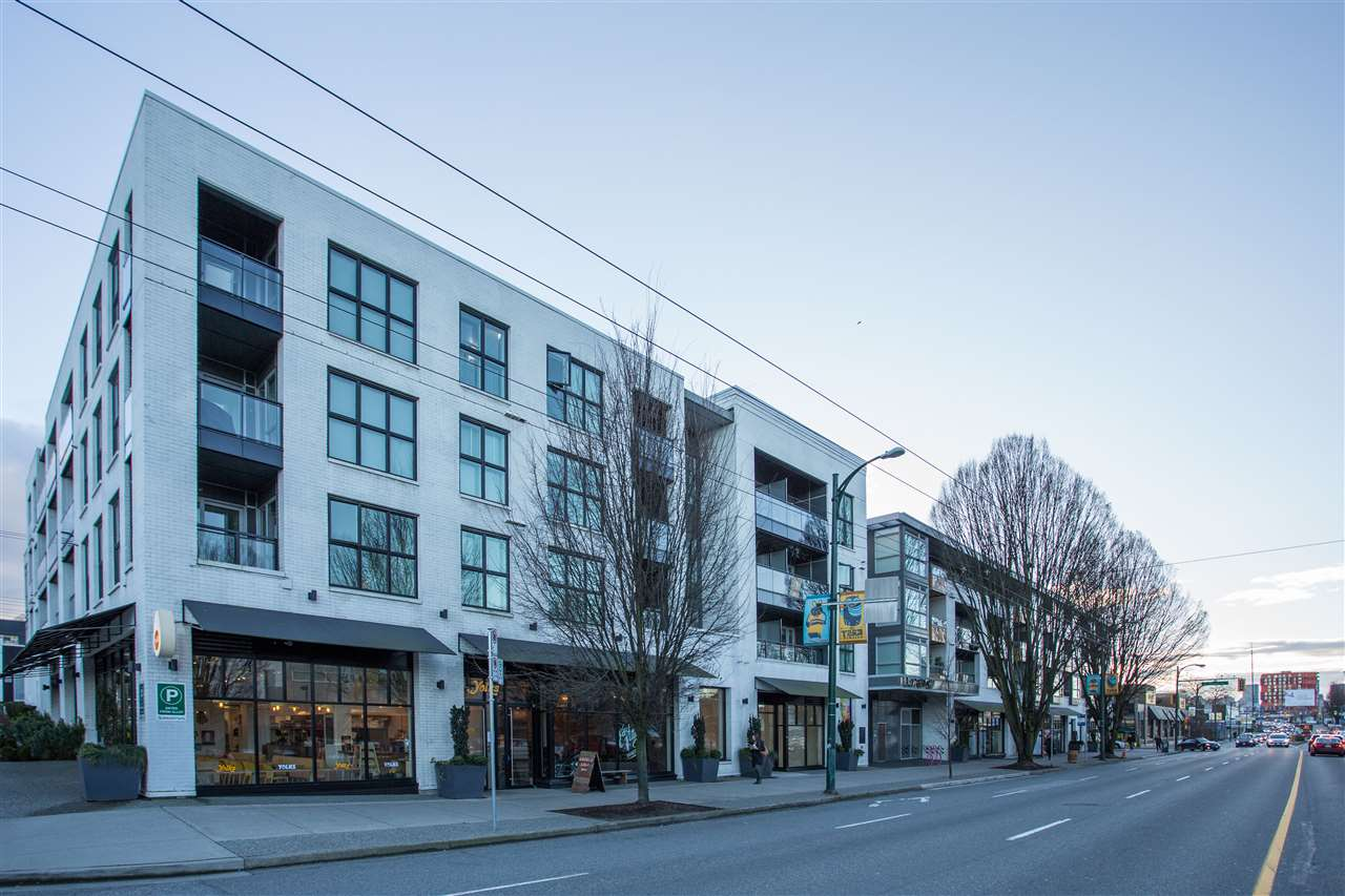 420 1588 E HASTINGS STREET - Hastings Apartment/Condo for sale, 1 Bedroom (R2497851) - #30