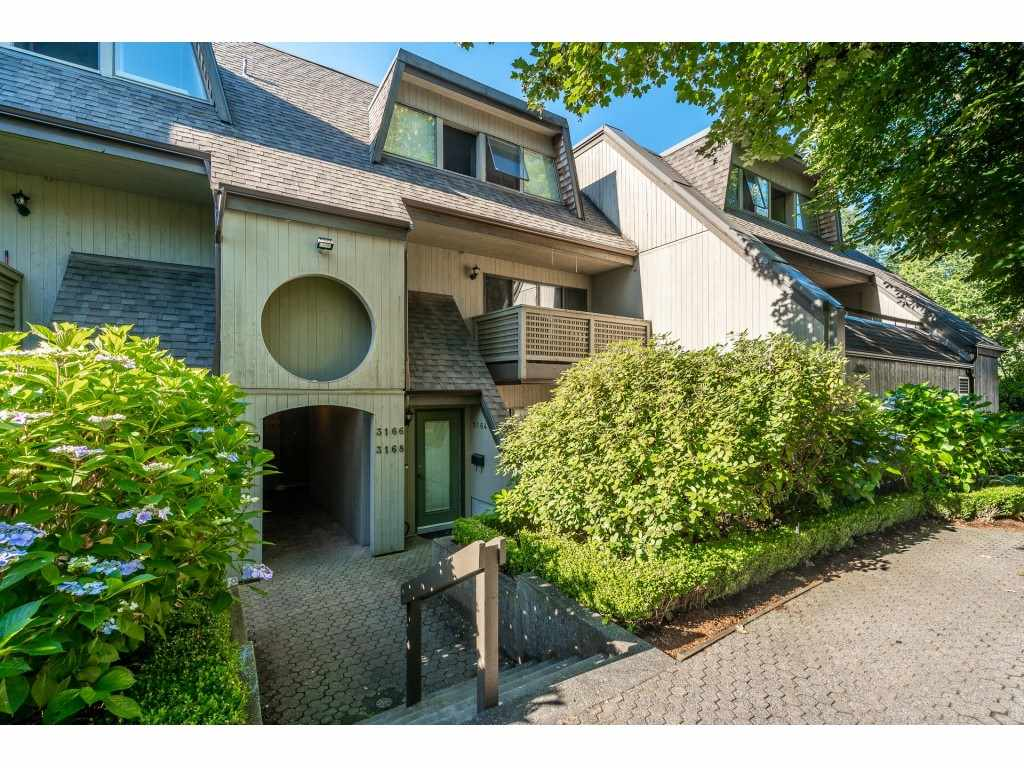3168 MOUNTAIN HIGHWAY - Lynn Valley Townhouse for sale, 2 Bedrooms (R2497913) - #1
