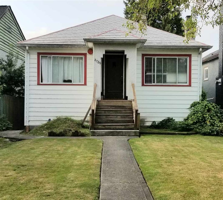 2756 W 19TH AVENUE - Arbutus House/Single Family for sale, 3 Bedrooms (R2497927)