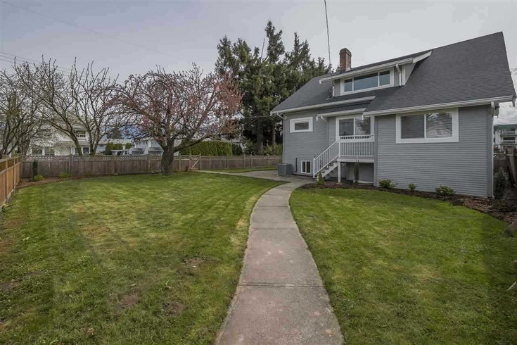 9367 HAZEL STREET - Chilliwack E Young-Yale House/Single Family for sale, 4 Bedrooms (R2497966)