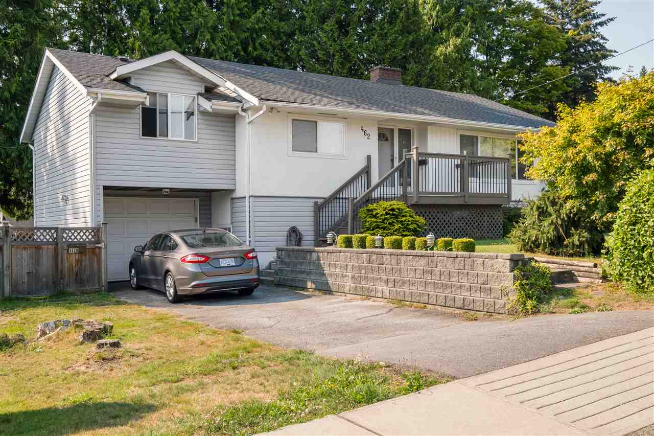 462 MONTGOMERY STREET - Central Coquitlam House/Single Family for sale, 4 Bedrooms (R2497975) - #1