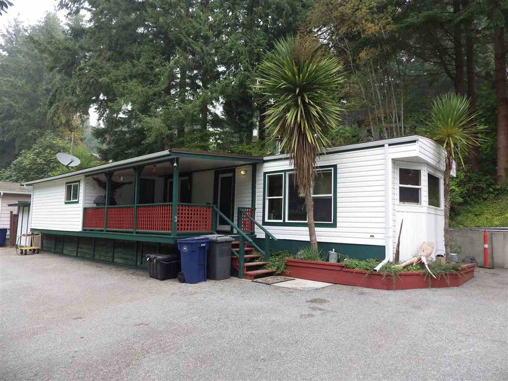 3 5302 SELMA PARK ROAD - Sechelt District Manufactured for sale, 2 Bedrooms (R2498079)