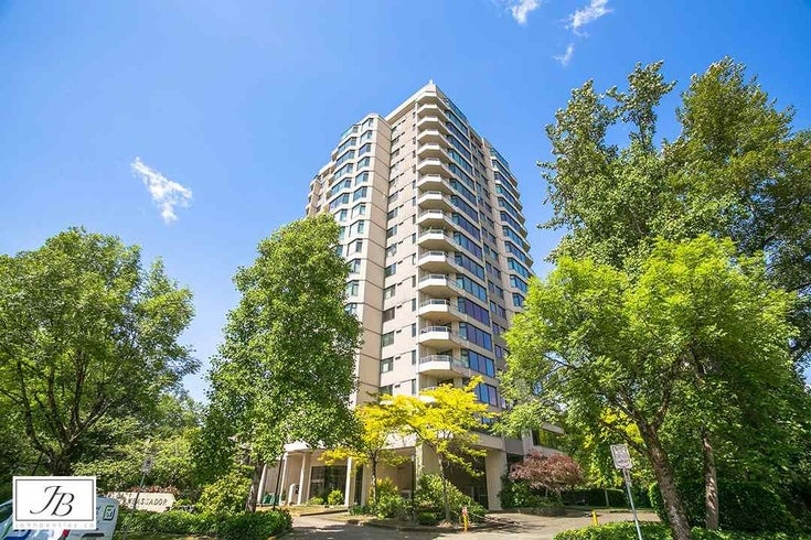 1101 7321 HALIFAX STREET - Simon Fraser Univer. Apartment/Condo for sale, 2 Bedrooms (R2498095)