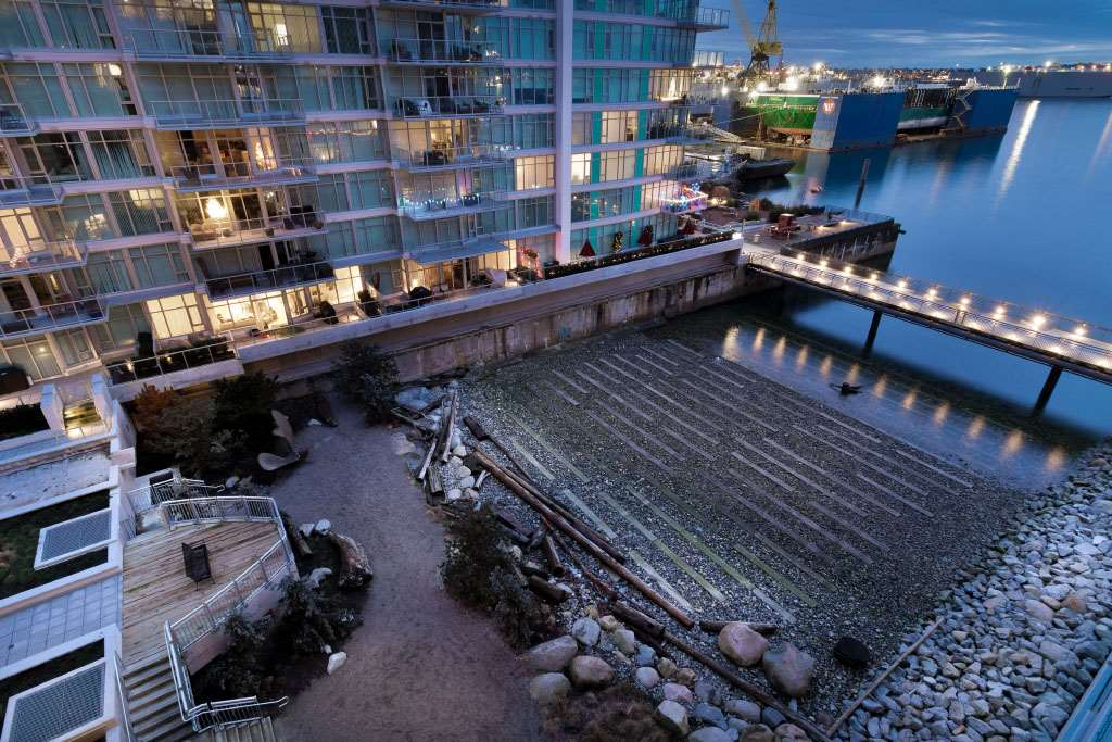602 175 VICTORY SHIP WAY - Lower Lonsdale Apartment/Condo for sale, 1 Bedroom (R2498097) - #28