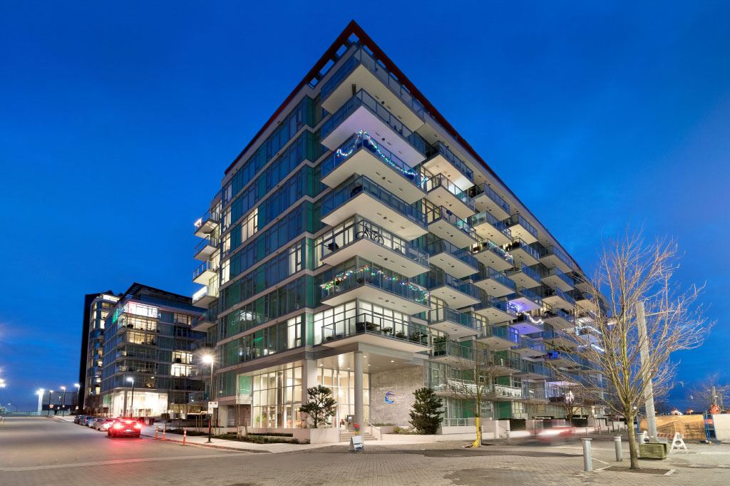 602 175 VICTORY SHIP WAY - Lower Lonsdale Apartment/Condo for sale, 1 Bedroom (R2498097) - #3